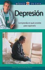 USED (GD) Depresion: Comprenda en que consiste para superarla (Medico en casa se