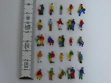 100 Stück Figuren Paare Kinder Familien zu Spur N NEU