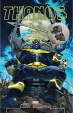 Marvel en exclusiva HC 108 Thanos lim. 444 ex. Infinity Variant S. Hardcover Bianchi