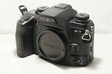 Minolta α-7 / Maxxum / Dynax 7 AF SLR Checked Working As-Is [20012631]