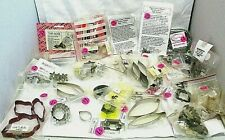 Huge Lot 126 Pcs Pastry Cutters & Stamps Most New A Few Vintage All Sizes/Shapes