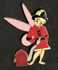 Unauthorized Disney Fantasy Tinker Bell With A Firehose Le/200 Pin
