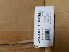 WAC Lighting EN-1260-R-AR Black 12 Volt Non-Enclosed Electronic Transformer