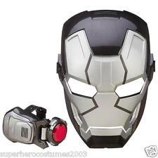 The Avengers Age of Ultron War Machine Mask & Repulsor Marvel LIGHTS & SOUNDS!