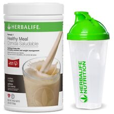 Herbalife Formula 1 Healthy Meal Replacement Shake Cookies & Cream 750g with cup