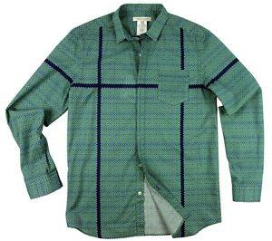 Pierre Balmain signature print shirt green