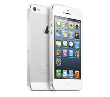 Apple iPhone 5 - 32GB - White & Silver (Unlocked) Smartphone Sealpack Brand new