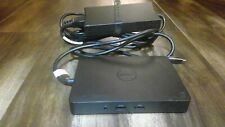 Genuine Dell K17A USB C Thunderbolt Dock K17A001 with Power Supply 130W Charger