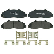 Frt Semi Met Brake Pads  Perfect Stop  PS679M