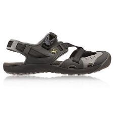 Sandales et chaussures de plage noirs KEEN pour homme