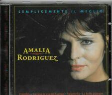 SEMPLICEMENTE IL MEGLIO BY AMALIA RODRIGUEZ CD
