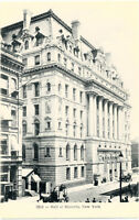 NEW YORK CITY – Hall of Records – udb (pre 1908)