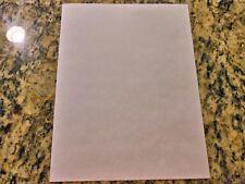 Combo - Inkjet matte vinyl/3M matte laminate- 20 Pack (11in x 17in sheets)