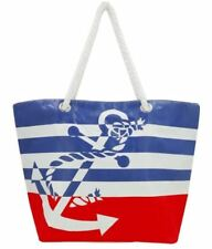 "Soft Rope Handle Trendy Tote Bag ""53cm x 19cm x 37cm"""