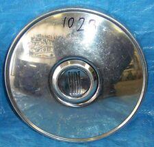 RF1028 Fiat 124 850 Spider Coupe Hubcap Hub Cap Dog Dish