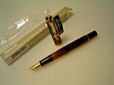 ***START USD 99!***  PELIKAN M200 smoky quartz demo pen, EF nib