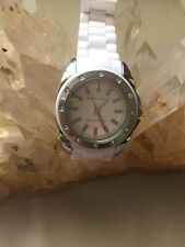 Anne Klein Acrylic Bracelet Lightweight Watch With New Battery