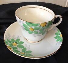 Stanley Tea / Coffee Cup & Saucer Fine Bone China 325/13 England Est 1875 Floral