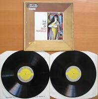 CDN 1006-7 The Art Of Rosa Ponselle 2xLP Gatefold RCA Camden NM/VG