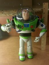 "Disney Pixar Toy Story 12"" Inch Talking Buzz Lightyear Action Figure"