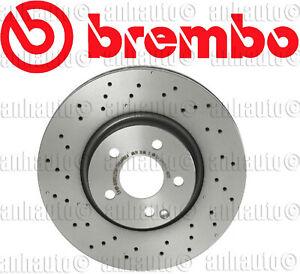 Brembo Front Disc Brake Rotor for Mercedes-Benz