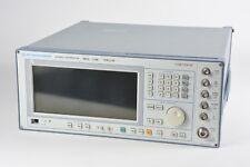 As Is Rohde & Schwarz Smiq 03E Signal Generator 1106.1506.03