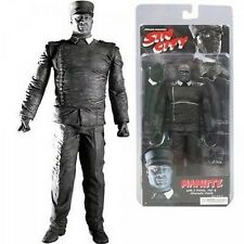Sin City Manute Black and White Action Figure NIB NECA NIP Dennis Haysbert