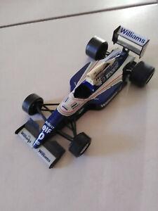 voiture F1 burago Williams FW14 1/24