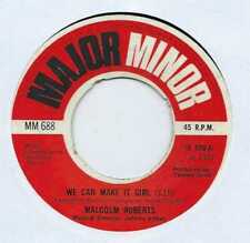 """Malcolm Roberts - We Can Make It Girl - 7"""" Record Single"""