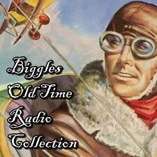 The Air Adventures of Biggles - 117 Old Time Radio Shows - 1 MP3 cd