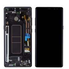 Für Samsung Galaxy Note8 N950F Display LCD TouchScreen Bildschirm+Rahmen Schwarz