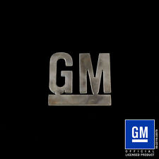 Speedcult / New Item / Modern Gm Emblem / Metal / Sign / Gmgm01