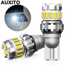 2x AUXITO T15 921 18smd LED Bulb Backup Reverse Light Error Free White Bulbs 912