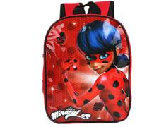 2018 Kid's Cartoon Backpack Miraculous Ladybug Coin Purse BAG Schoolbag Gift