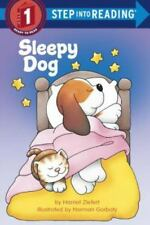 Step into Reading: Sleepy Dog by Harriet Ziefert (1984, Paperback)