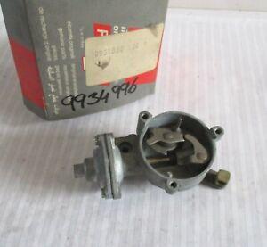 Poumon Carburateur Weber Pour FIAT 128 Familiale Original 9934996