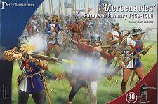 Perry Miniatures Wars of the Roses: Mercenaries - European Infantry (1450-1500)