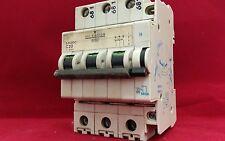 GEC Alsthom s3020c 20a 20amp C Type c20 Triple Pole TP 3p MCB interruttore con fusibile