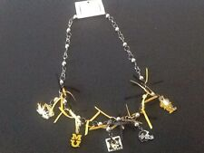 University of Missouri MIZZOU TIGERS NECKLACE jewelry College Sport Football