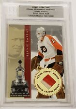 2004-05 ITG - Ultimate Memorabilia - Trophy Winnners - Bernie Parent - 4/25