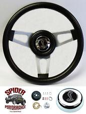 """1974-1977 Mustang steering wheel COBRA 13 3/4"""" custom steering wheel"""