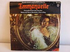 BO Film OST Emmanuelle PIERRE BACHELET 45 1215 Pressage espagne