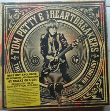 Live Anthology by Tom Petty & Heartbreakers (5CD/2DVD,Vinyl,Blu-ray, Reprise)NEW