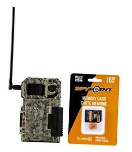 Link Micro with 16GB MicroSD (Smallest on The Market!) Wireless/Cell Trail