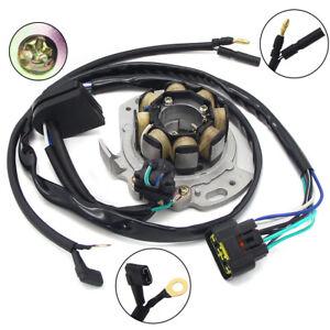 Magneto Generator Stator Coil for Honda 31100-KZ3-J21 31100-KZ4-J31 CR125R