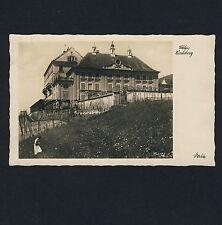 IMMENSTAAD Bodensee / Schloss Kirchberg * Originale Echtfoto-AK um 1930