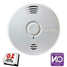 Smoke and Carbon Monoxide Detector Alarm w/ Voice Warning Hardwired replacement