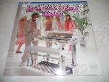"""Franz Lambert """"Let's Have A Party 2"""" 1985 LP WhiteVinyl Pop 626182 NM"""