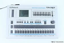 ROLAND TR-727 RHYTHM COMPOSER Vintage Drum Machine Latin Percussion xox midi