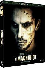 Blu Ray + DVD : The machinist - Ed Digibook - NEUF